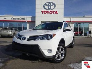 2015 Toyota RAV4 XLE AWD/ TOYOTA CERTIFIED/ CARFAX/ MOONROOF