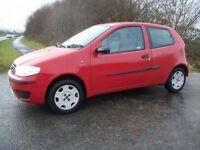 FIAT PUNTO 1.2 8V ACTIVE 3d 59 BHP (red) 2004