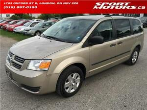 2008 Dodge Grand Caravan! New Brakes! Stow N Go! Keyless Entry!