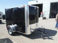 5 x 8 Cargo Trailer - 2990# GVWR *NO PAYMENTS FOR 90 DAYS OAC*