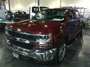 NEW 2017 Chevrolet Silverado 1500 LT 4x4 special edition lowered