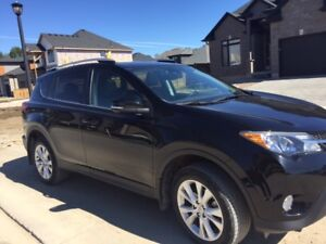 2015 Toyota RAV4 Limited SUPER CLEAN, ONE OWNER