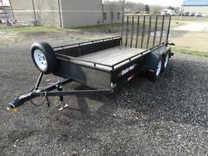 Used Landscape Trailer For sale
