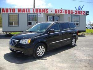 2016 Chrysler Town & Country *** Pay Only $91 Weekly OAC ***