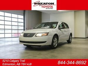 2007 Saturn Ion AUX, Power Windows, Power Locks