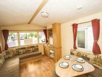 IDEAL 8 BERTH STARTER CARAVAN IN SKEGNESS WITH FREE 2021 PITCH FEES & MORE
