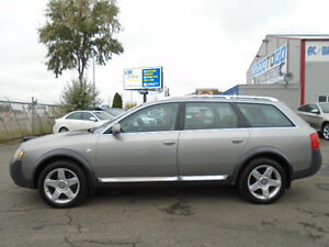 2004 Audi Allroad QUATTRO--2.7L TWIN TURBO---AWD-LEATHER-SUNROOF
