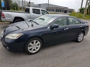 2007 Lexus ES 350 AUTOMATIC, LEATHER, SUNROOF, 171 KMS