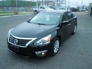 2015 NISSAN ALTIMA 2.5 S -  BLUETOOTH, CRUISE, KEYLESS IGNITION,