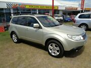2009 Subaru Forester S3 MY09 XS AWD Premium Gold 4 Speed Sports Automatic Wagon Clontarf Redcliffe Area Preview