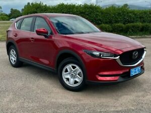 2019 Mazda CX-5 KF Series Maxx Red Sports Automatic Garbutt Townsville City Preview
