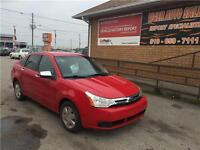 2008 Ford Focus SE*****ONLY 154 KMs****AUTO*****FULLY POWER****