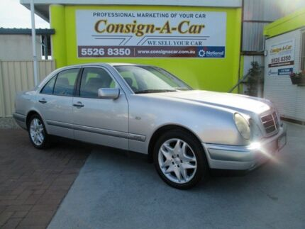 1999 Mercedes-Benz E280 W210 Elegance Silver 5 Speed Automatic Sedan