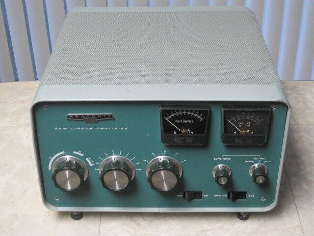 Ham amplifier repair