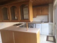 PONTLLIW : 3 bed unfurnished house to rent - NO AGENCY FEES