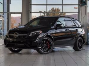 2017 Mercedes-Benz AMG GLE 63 S