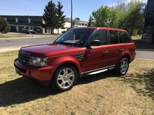 2006 Land Rover Range Rover Sport HSE *PRICE REDUCED*