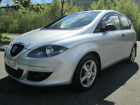 SEAT Altea Reference Sport TDi Hatchback 5dr DIESEL MANUAL 2006/06
