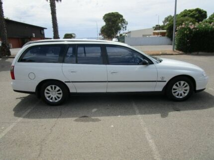 2000 Holden Commodore Vtii Executive 4 Speed Automatic Wagon Clearview Port Adelaide Area Preview