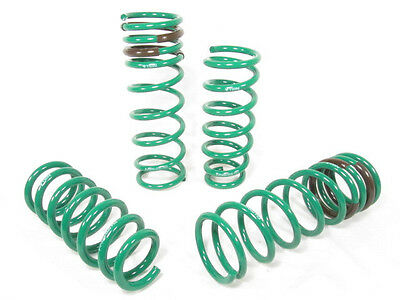 TEIN STech Lowering Springs Kit 04 08 Acura TSX 24L CL9 ALL NEW SKA64 AUB00