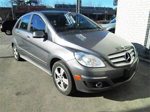 2010 Mercedes Benz B200 107KM ONLY/Sunroof/Bluetooth/CERTIFIED.