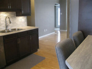 Freshly renovated Central Forest heights 2 bedroom rental