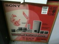Sony DAV-SB100 Home Theatre System MP3/ JPEG playback - NEW BOXED