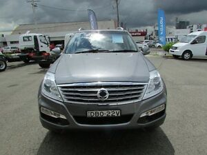 2014 Ssangyong Rexton Y285 II MY14 SX Grey 5 Speed Sports Automatic Wagon Parramatta Parramatta Area Preview