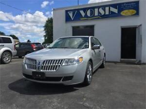 2010 Lincoln MKZ AWD| COOLED SEAT | AUTO TEMP | SUNROOF | LOADED