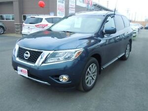 2013 NISSAN PATHFINDER S 4X4 - ALL WHEEL DRIVE, CRUISE CONTROL,