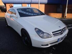 10 MERCEDES CLS350 3.0CDi 7G-Tronic GRAND EDITION//SNAV/LEATHER//