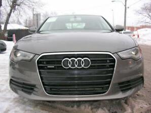 2013 Audi A6 3.0T Premium
