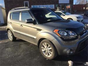 2012 Kia Soul 4u,auto,blue tooth,heated seats,cruise and more