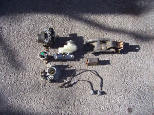 Honda Accord: Starter, Engine Parts