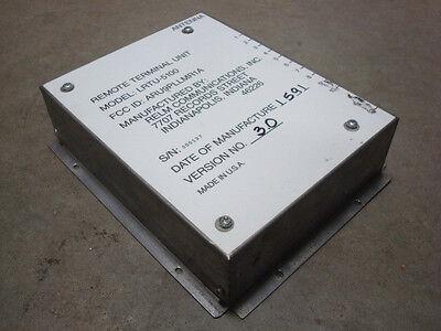 Used Relm Communications Inc. Lrtu-5100 Remote Terminal Unit Version 3.0