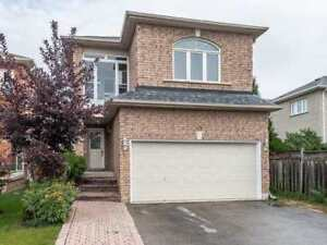 Elegant 3+1 Home On Quiet Very Family Oriented Area @ Zippora Dr