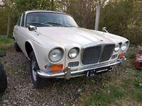 1972 Daimler XJ6 series 1 SWB