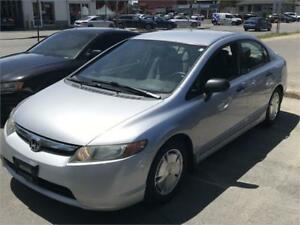 2008 Honda Civic DX-G, Very Good Condition!!!! Only 131000 km!