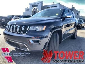 2018 Jeep Grand Cherokee Limited - MEMORY SEAT
