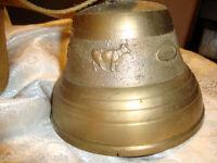 Antica Campana In Bronzo Campanaccio Batacchio X Mucca Vitello Obertino Morteau -  - ebay.it