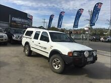 2000 Ford Courier PE XL (4x4) 5 Speed Manual 4x4 Lilydale Yarra Ranges Preview