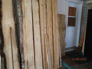 planche  de  cedre