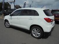 2011 Mitsubishi ASX 1.8 4 ClearTec 5dr 5 door Hatchback
