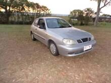 1999 Daewoo Lanos Hatchback Air Good Cond In & Out BARGAIN Sandgate Brisbane North East Preview