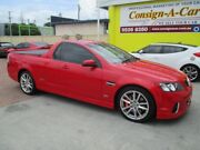 2012 Holden Ute VE II MY12 SS V Redline Red 6 Speed Sports Automatic Utility Bundall Gold Coast City Preview
