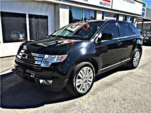 2008 Ford Edge Limited - LEATHER SUNROOF