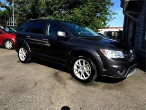 2016 DODGE JOURNEY R/T AWD CUIR 7 PASSAGERS