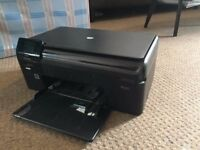 Black Printer & Scanner HP Photosmart Wireless e-All-in-One B110a