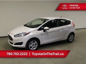 2016 Ford Fiesta SE; LOW KM, AUTOMATIC, A/C, BLUETOOTH
