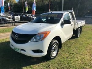2012 Mazda BT-50 XT (4x2) 6 Speed Manual Cab Chassis Clontarf Redcliffe Area Preview